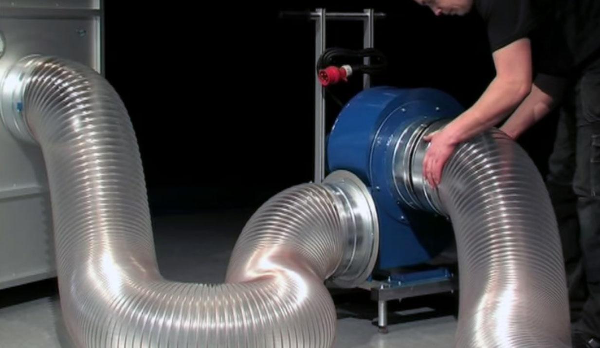 Модернизация и эксплуатация вентиляционной системы