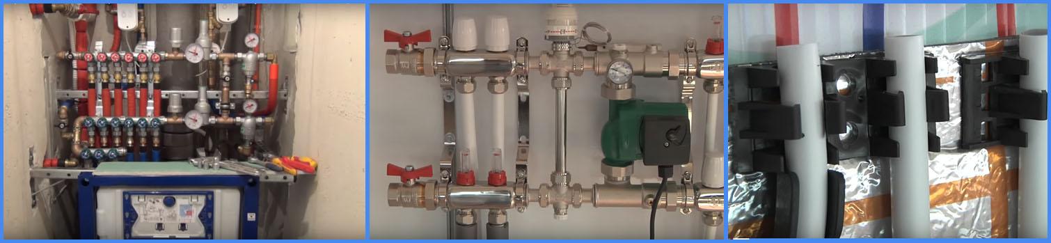 Монтажные работы по водоснабжению