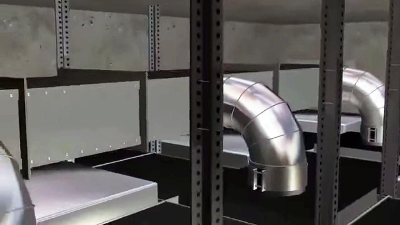Проектирование вентсистемы