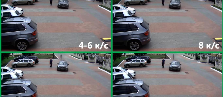 Видеонаблюдение за автостоянкой в Москве и области