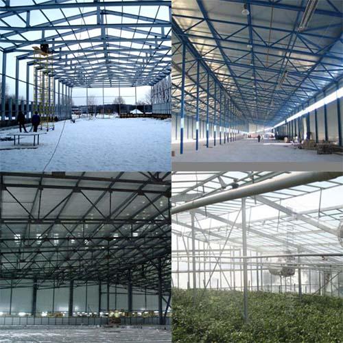 Заказать металлическую ферму в Москве