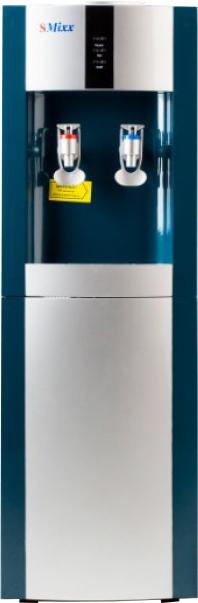 Кулер SMixx 16LD/E голубой с серебром
