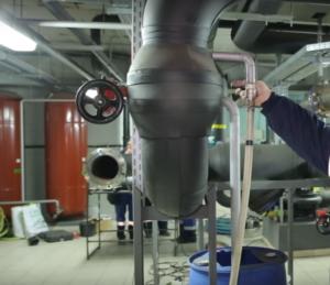 Обслуживание и ремонт отопления в Москве