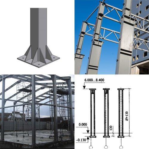Купить металлические колонны в Москве