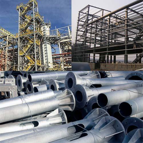 Стоимость промышленных конструкций