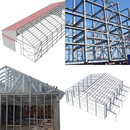 Заказать металлическую строительную конструкцию