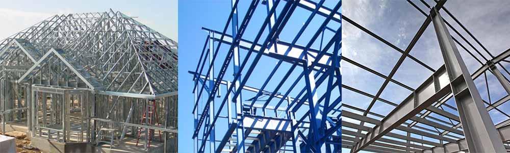 Изготовление строительных конструкций из металла