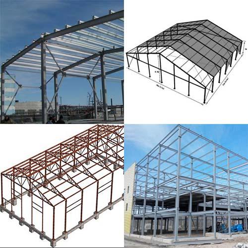 Производство строительных металлоконструкций на заказ